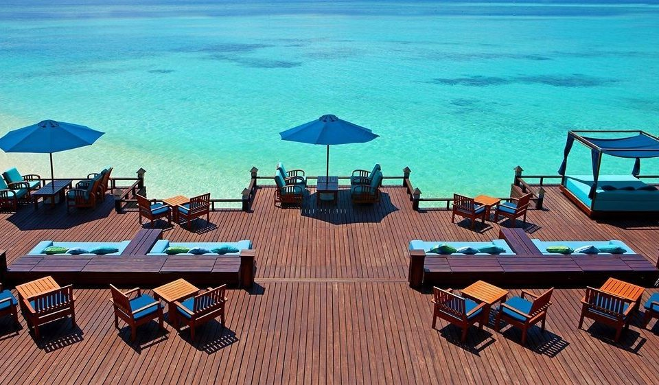 chair umbrella water leisure Beach Resort set day