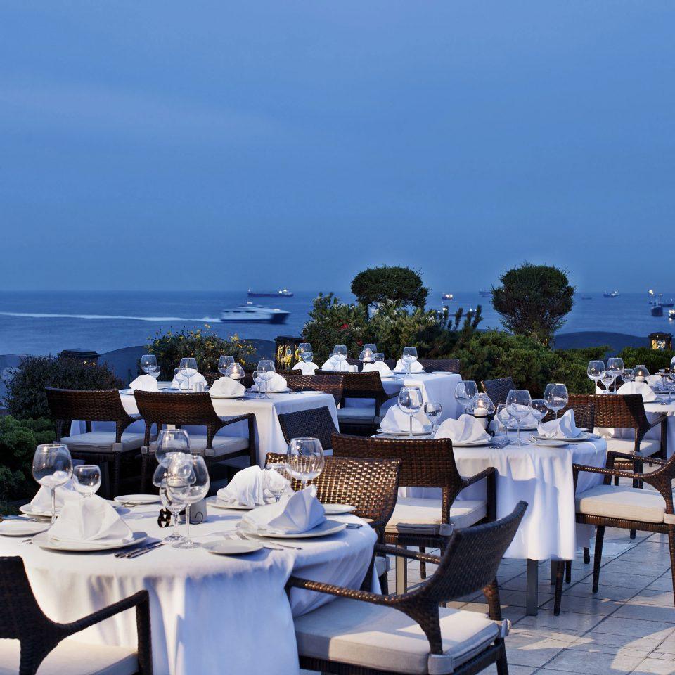 chair restaurant Resort Beach