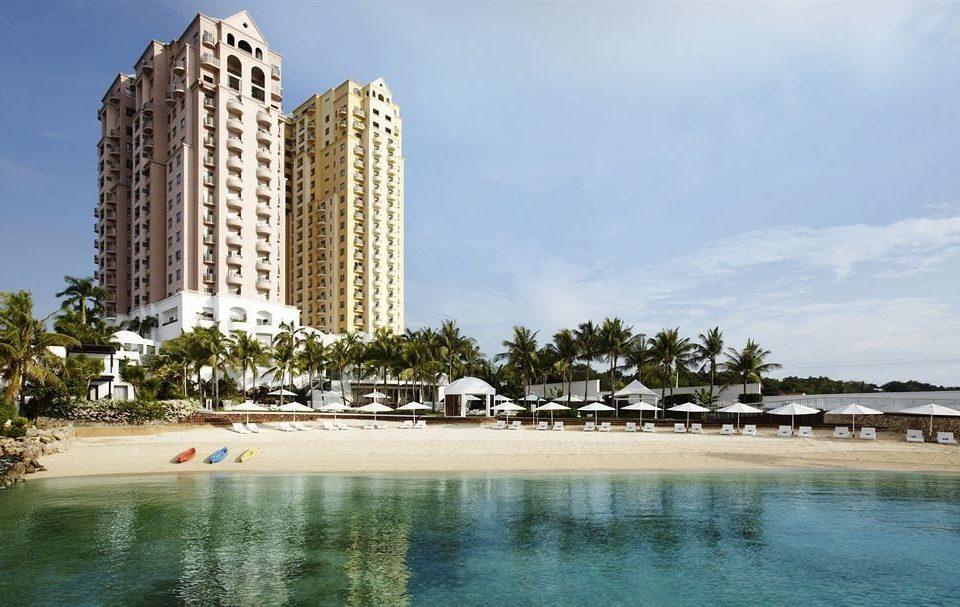 sky water landmark Resort Sea skyscraper Beach arecales tower palace tours shore
