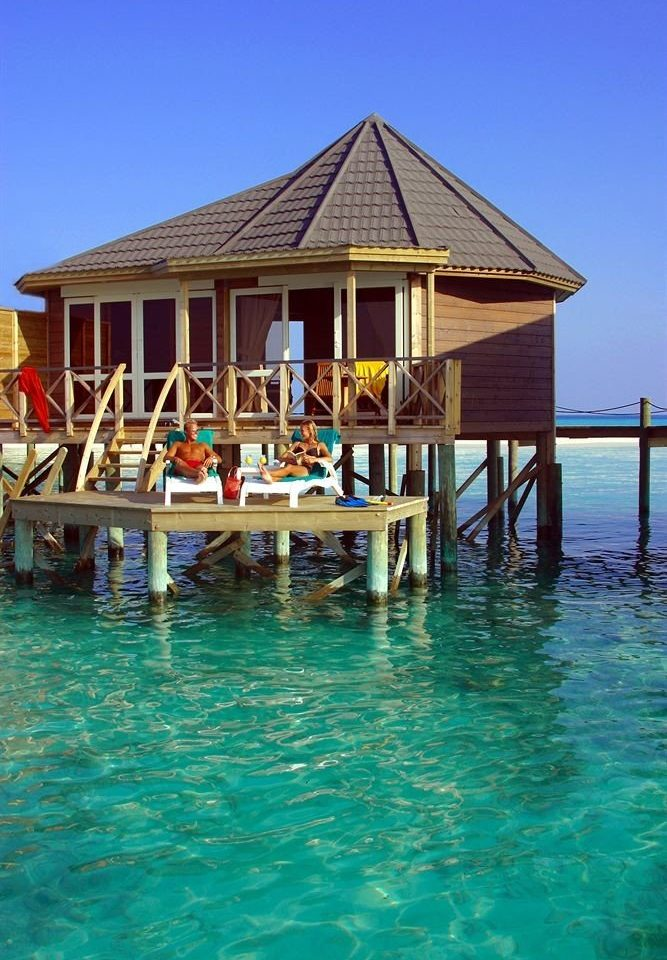 water sky swimming pool leisure Resort wooden Sea Beach swimming