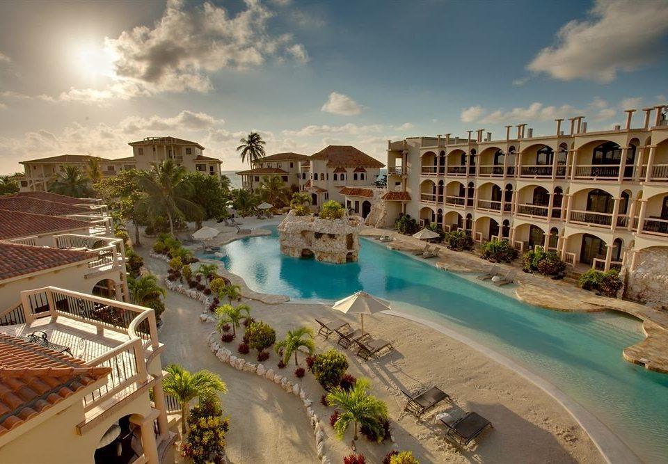 sky Resort swimming pool palace Sea Water park Beach