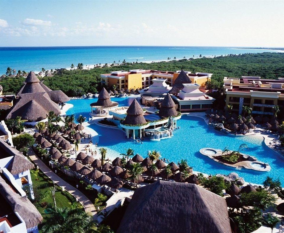 sky leisure Resort Water park swimming pool Beach caribbean Sea amusement park
