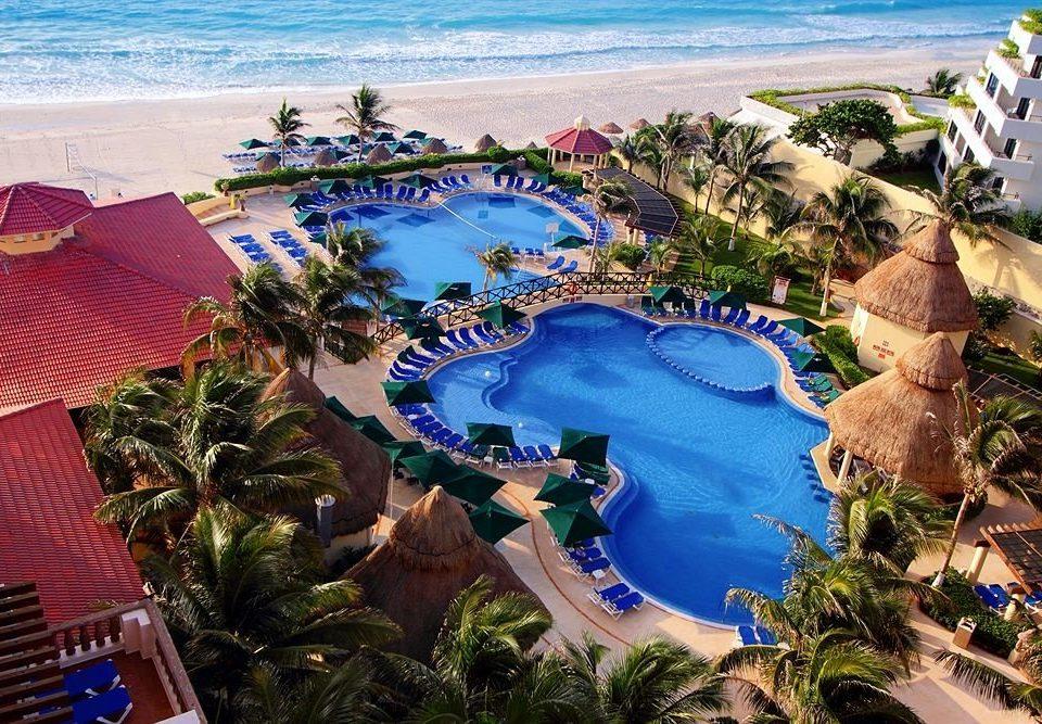 leisure Resort Water park amusement park Beach swimming pool Sea caribbean park plant colorful
