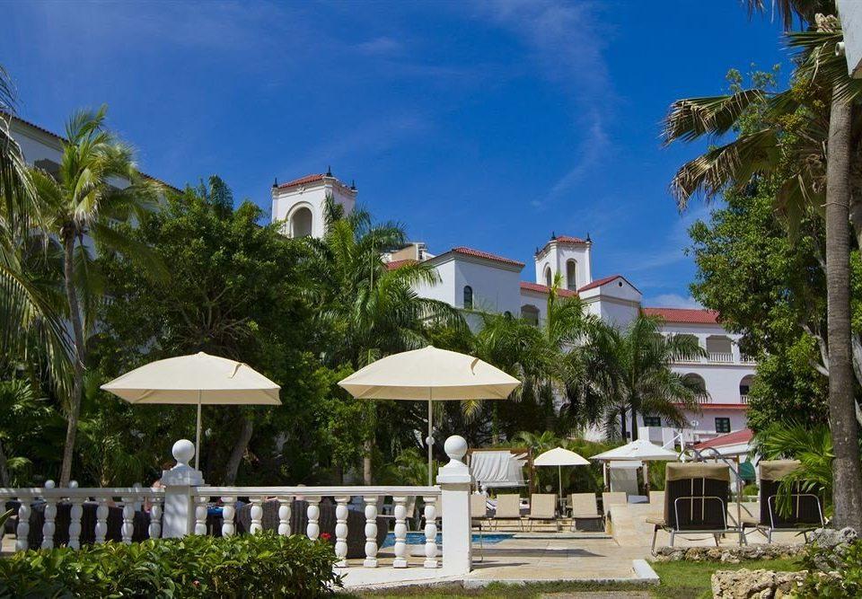 tree Town property Resort Village residential area caribbean Villa Beach