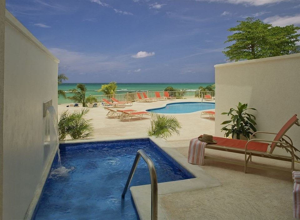 property house swimming pool Villa home caribbean Resort Beach hacienda cottage