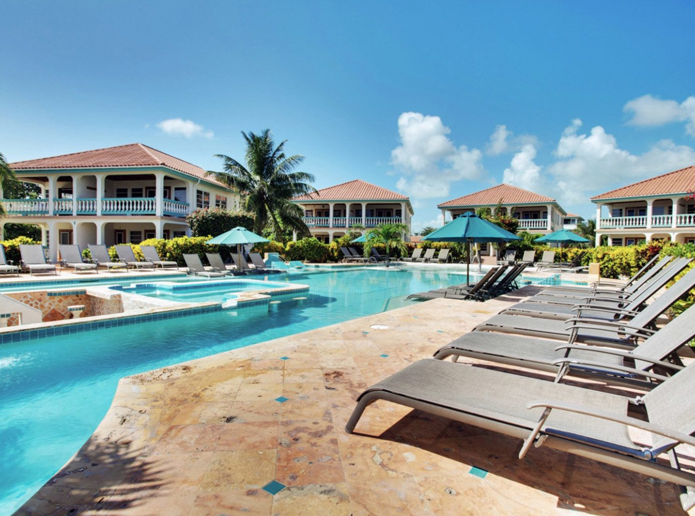 sky leisure Resort property swimming pool dock marina resort town Beach caribbean condominium Water park