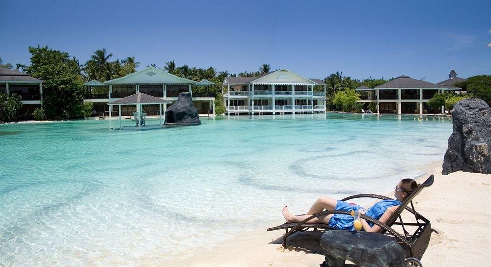 sky leisure Beach swimming pool Resort Water park sand sandy