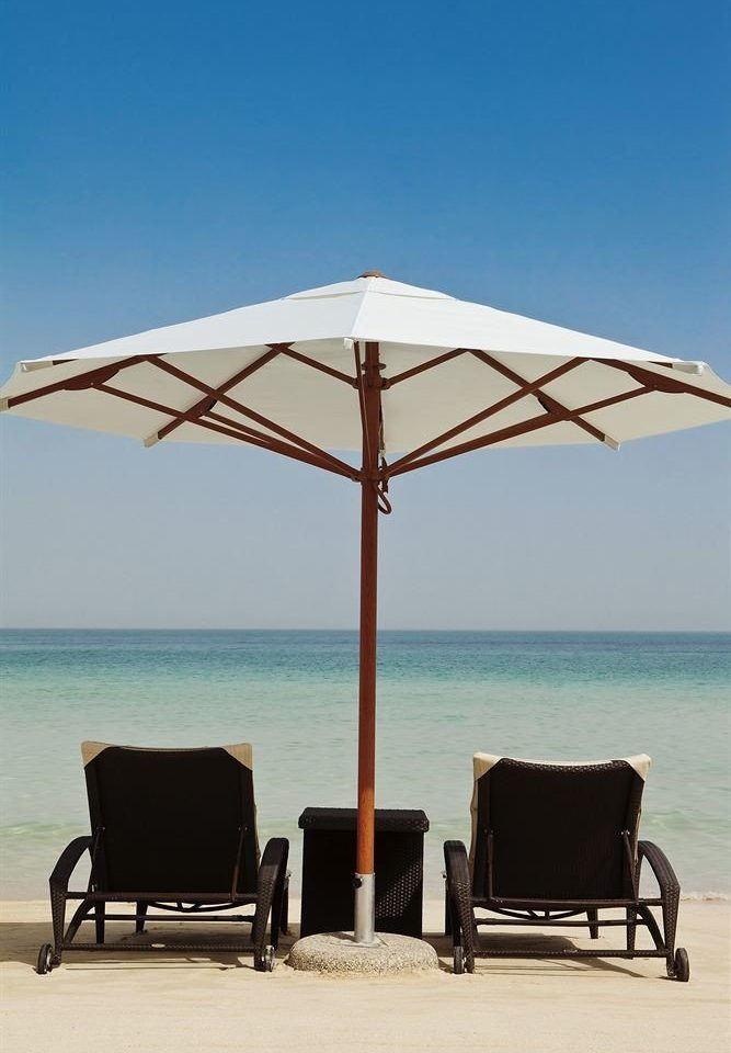 sky water chair umbrella Beach fashion accessory Sea canopy wind empty shore