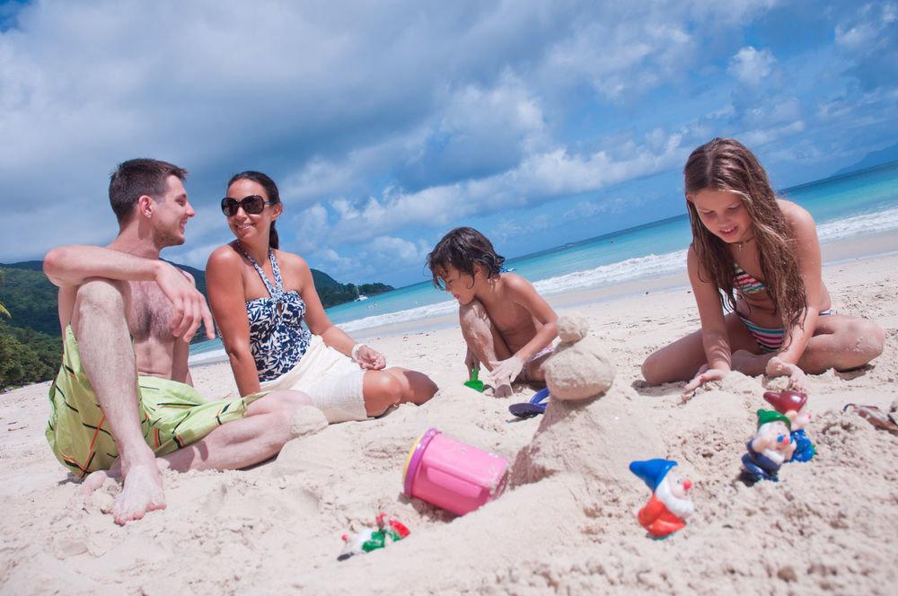 sky Beach swimsuit Sea sand ceremony sun tanning caribbean shore