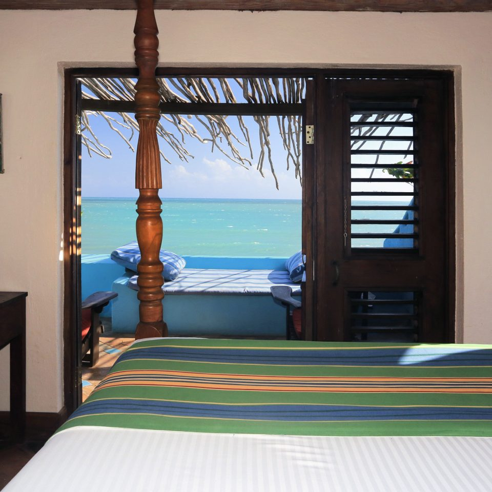 Beachfront Bedroom Boutique Romantic Rustic Scenic views Tropical property house Villa Resort Suite home cottage