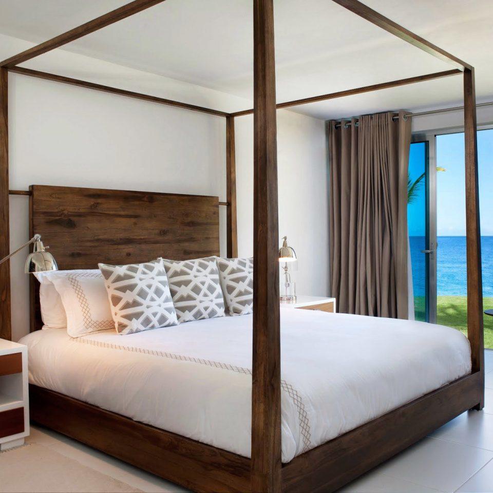 Beachfront Bedroom Budget Luxury Modern property Suite cottage Villa bed frame