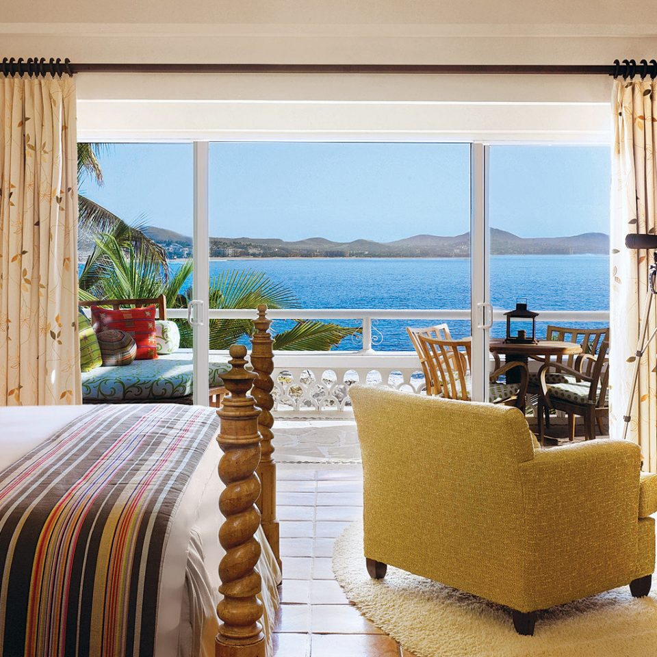 Beachfront Bedroom Celebs Hotels Modern Resort Romance Trip Ideas property chair Suite living room home cottage Villa