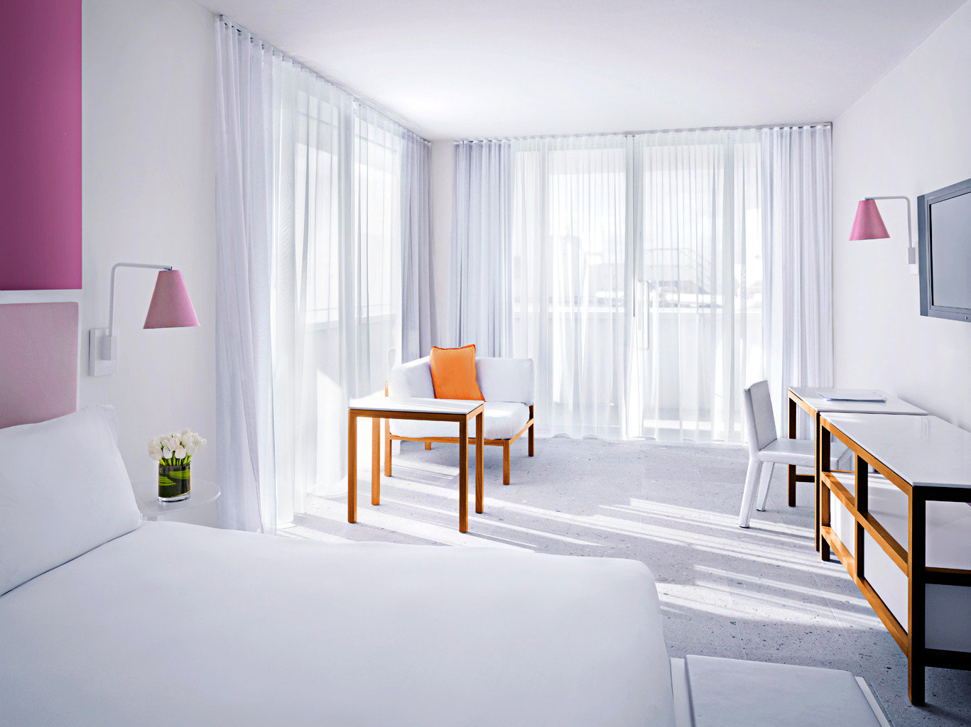 Beachfront Bedroom Classic Honeymoon Luxury Modern Nightlife Play Pool Resort Romance Waterfront property Suite white living room