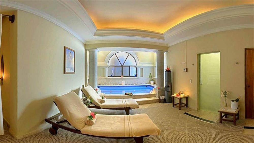 Beachfront Exterior Lounge Luxury Pool property Suite living room mansion Villa home condominium Bedroom