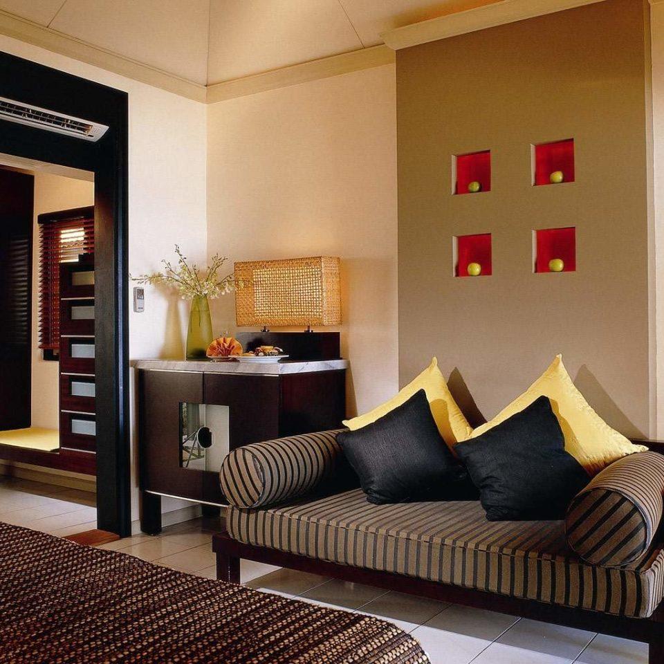 Beachfront Hip Lounge Luxury Modern property living room Bedroom Suite home condominium cottage sofa