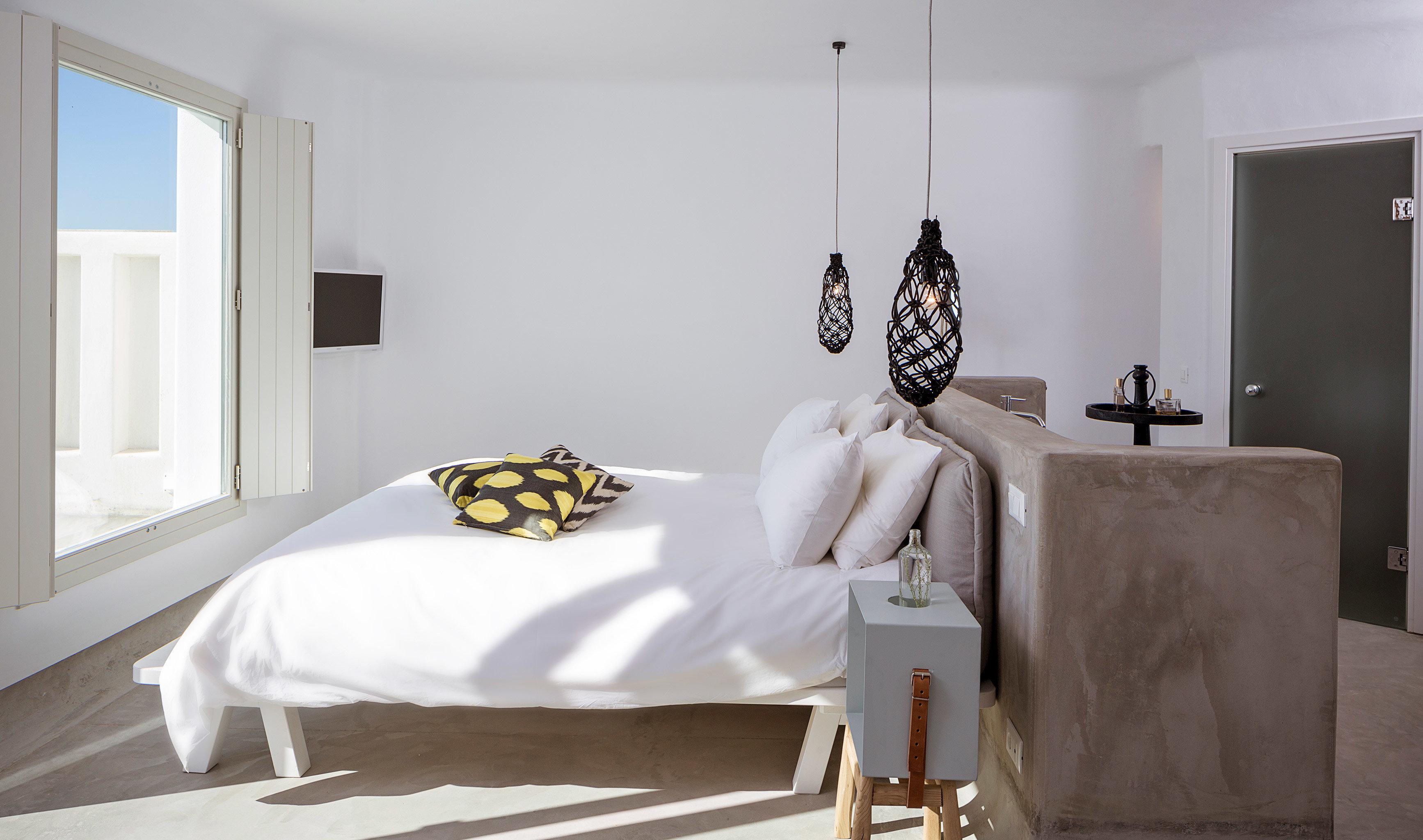 Beachfront Bedroom Hotels Luxury Luxury Travel Modern Ocean Romantic Scenic views Suite Trip Ideas white property home living room