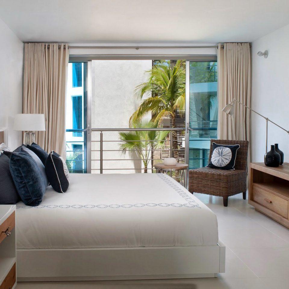 Beachfront Bedroom Luxury Modern property living room home condominium cottage Suite flat