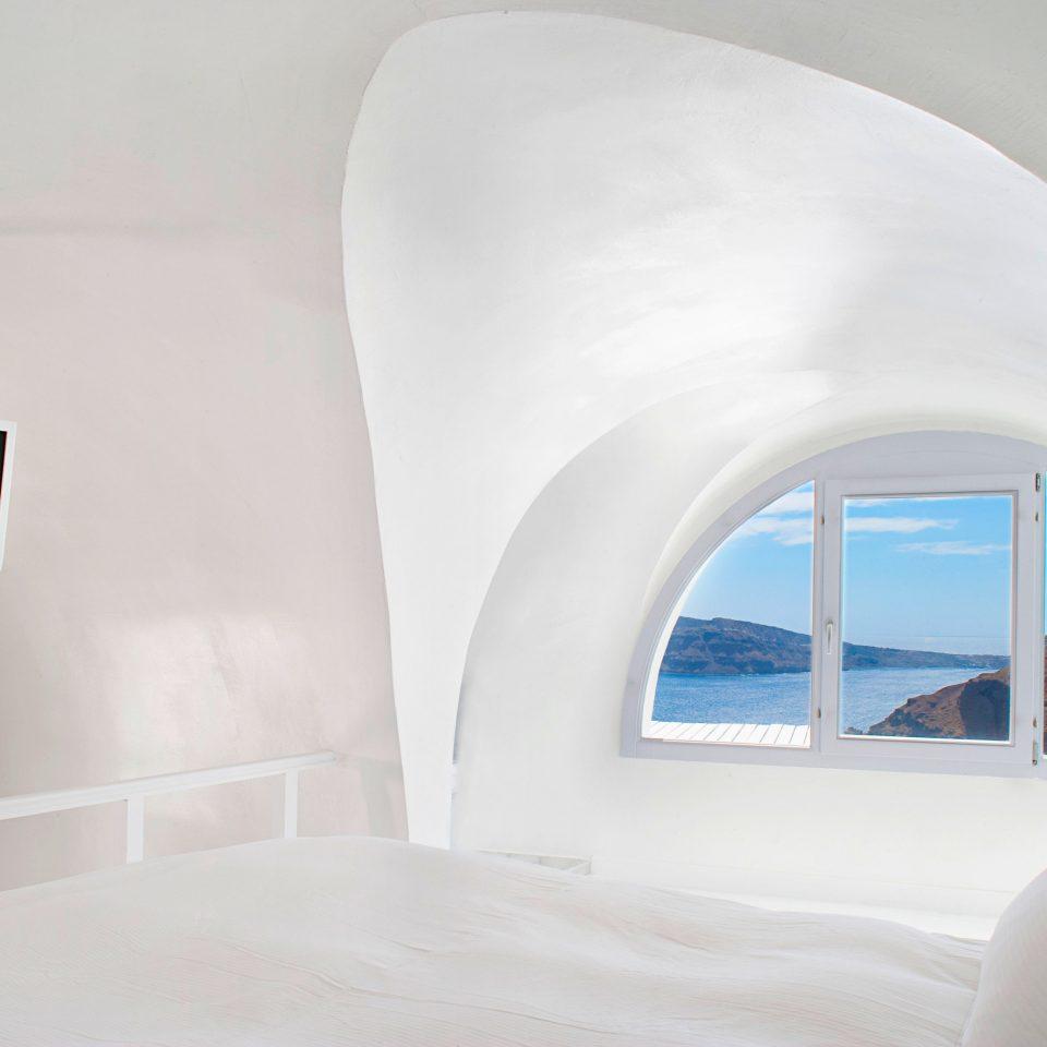 Beachfront Bedroom Luxury Modern Scenic views Suite property white