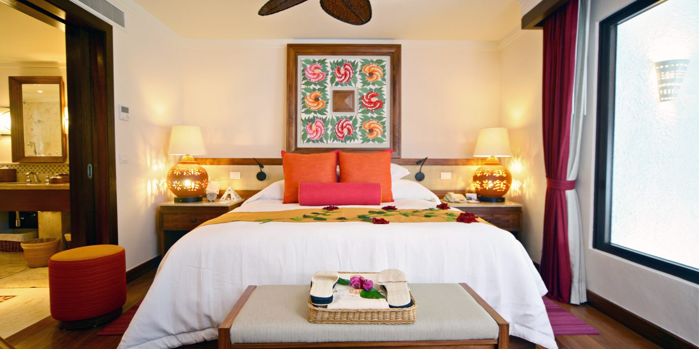 Beachfront Bedroom Resort Romance Romantic property Suite cottage home Villa