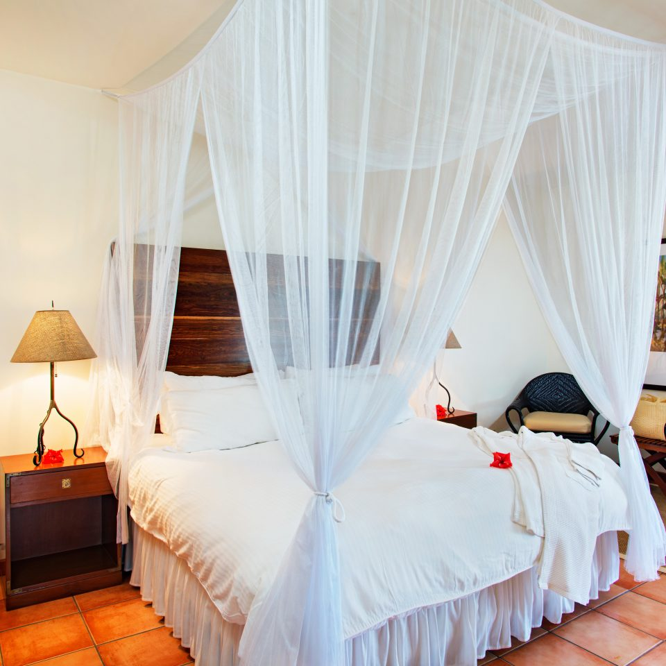 Beachfront Bedroom Resort curtain property Suite cottage mosquito net Villa