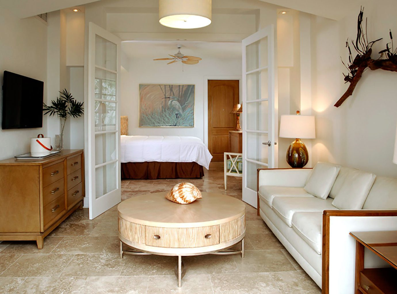 Beachfront Bedroom Suite property living room home hardwood cottage cabinetry
