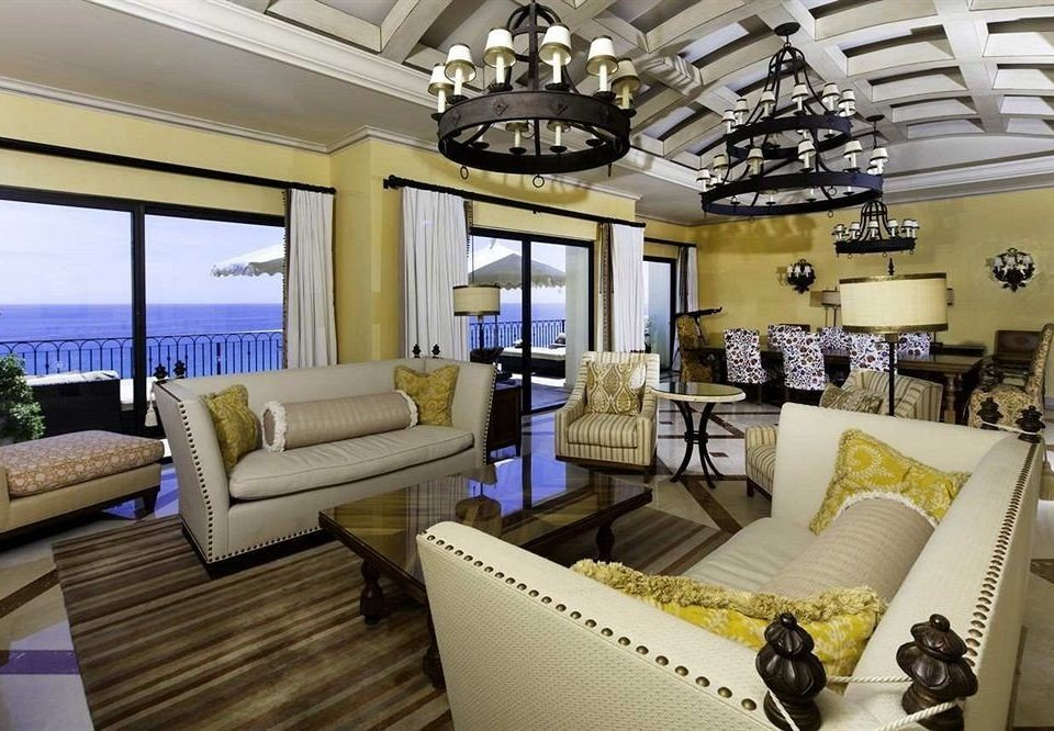 Beachfront Lounge Luxury Tropical passenger ship vehicle property Boat yacht living room condominium home luxury yacht Suite ship watercraft