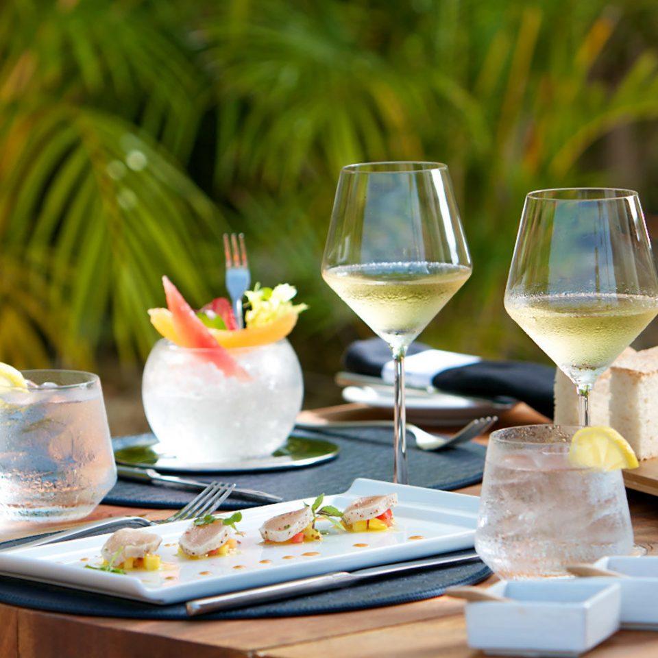 Beachfront Boutique Drink Eat Luxury Resort brunch breakfast lunch food restaurant