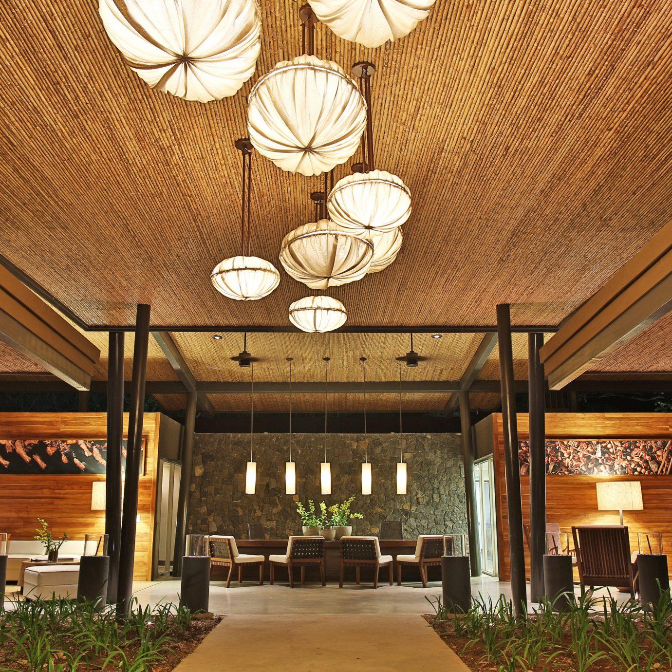 Beachfront Boutique Elegant Hip Lounge Modern Waterfront Lobby home function hall ballroom mansion