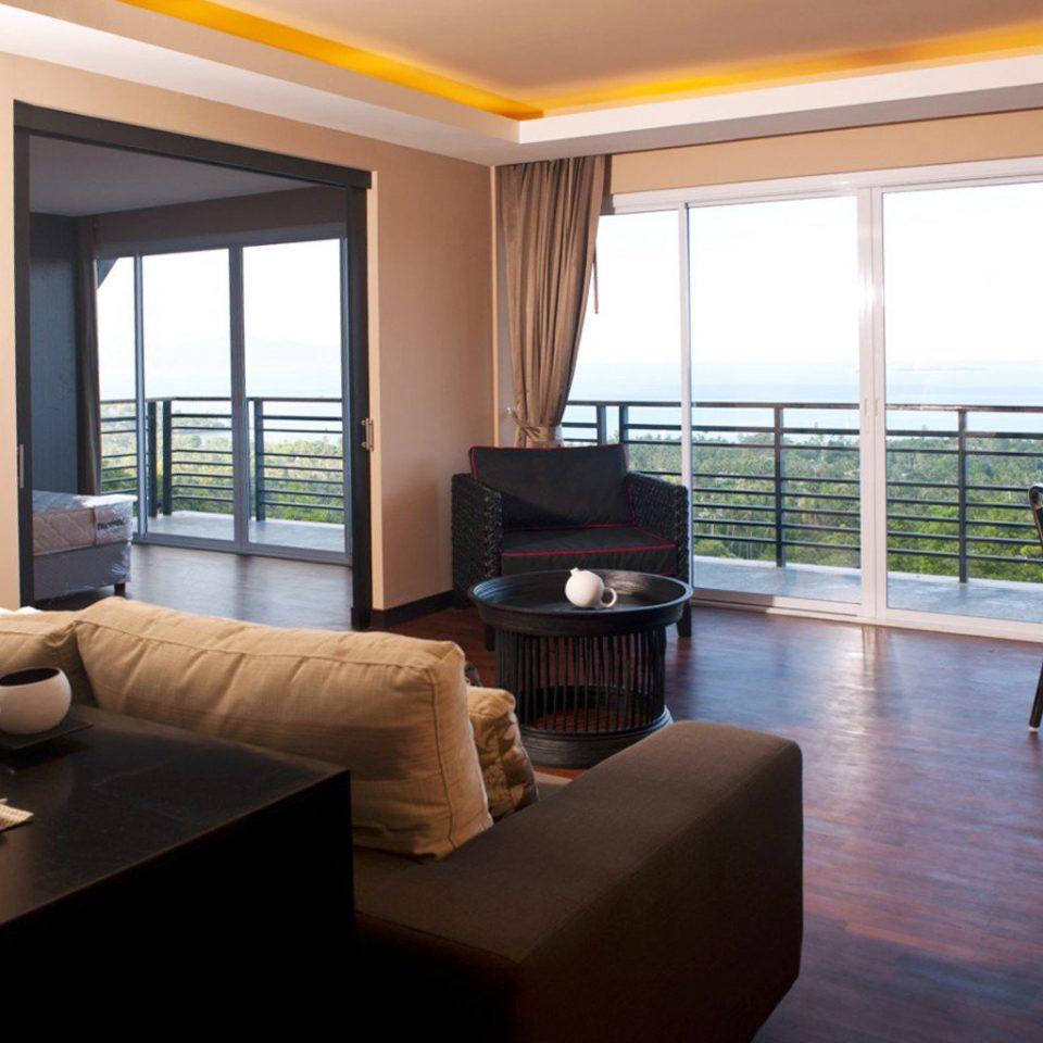 Beachfront Boutique sofa property condominium living room Suite home Villa flat