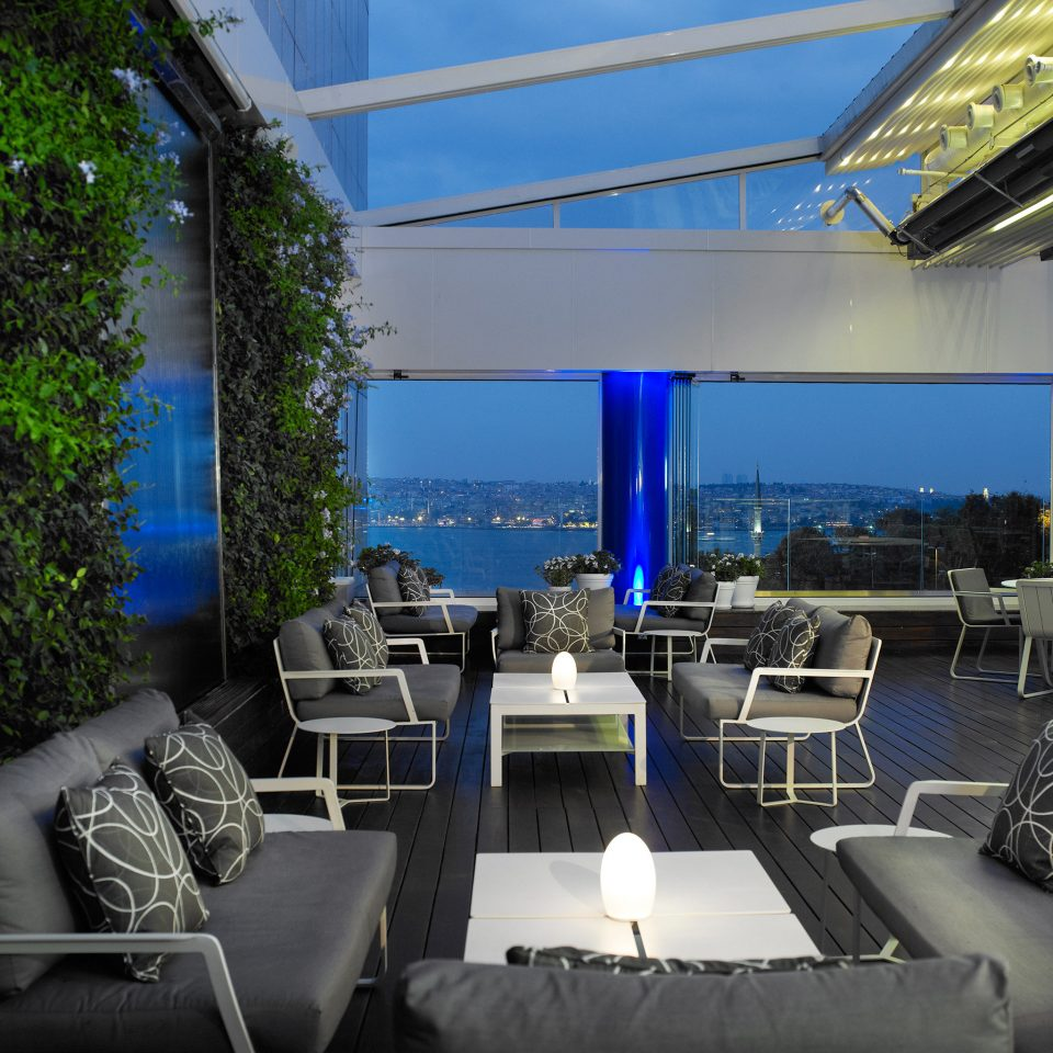 Beachfront City Lounge Luxury Modern Scenic views convention center restaurant conference hall