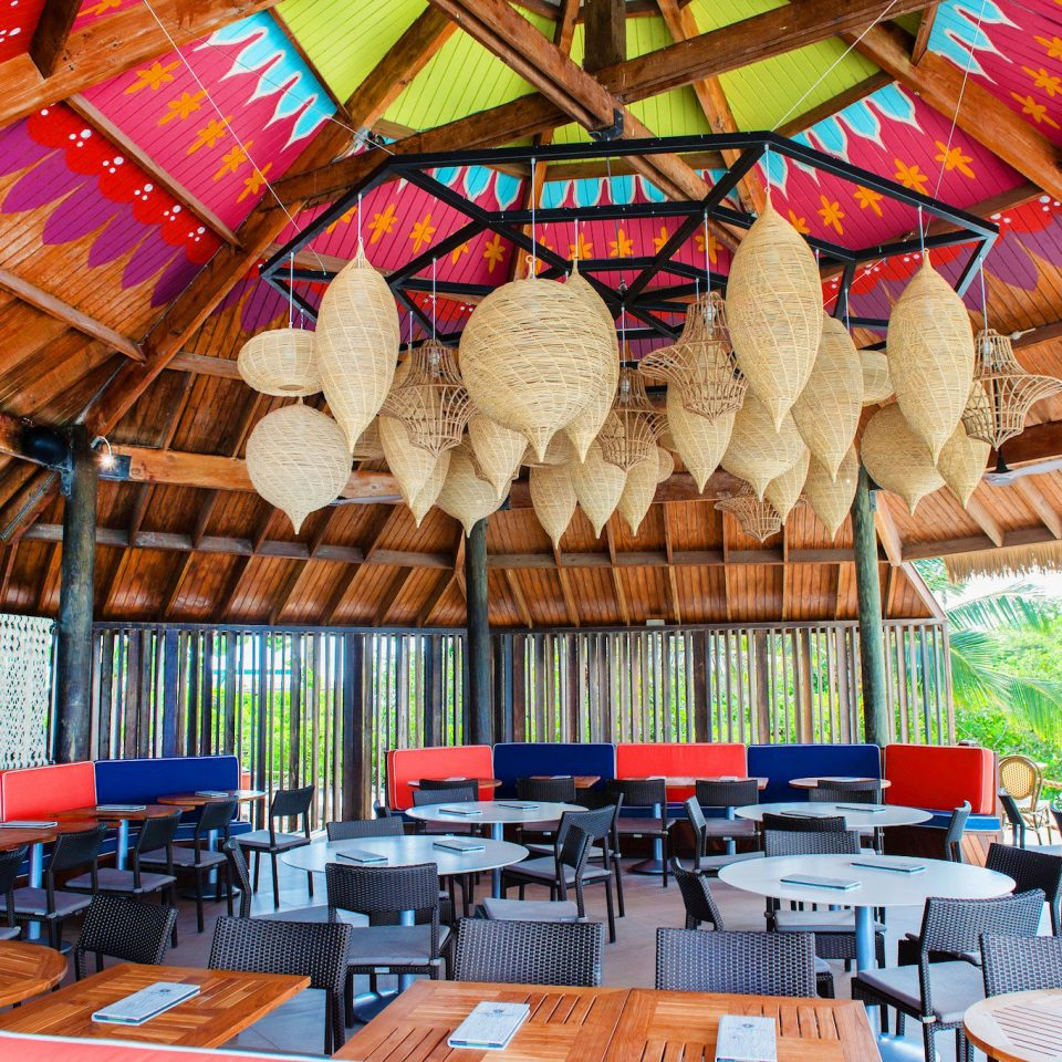 Beachfront Dining Drink Eat Party chair restaurant Resort function hall