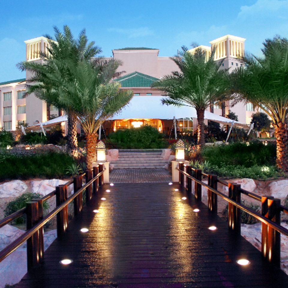 Beachfront Elegant Luxury Pool Tropical Waterfront sky tree property Resort waterway resort town swimming pool Villa lined