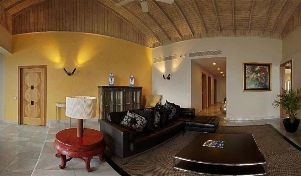 Beachfront Family Tropical property living room Lobby home mansion Villa Suite flat