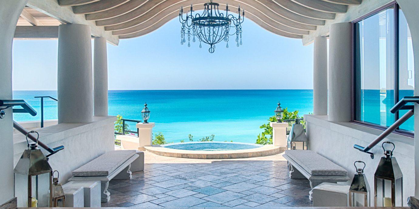 Beachfront Family Luxury Resort swimming pool property Villa condominium mansion home caribbean