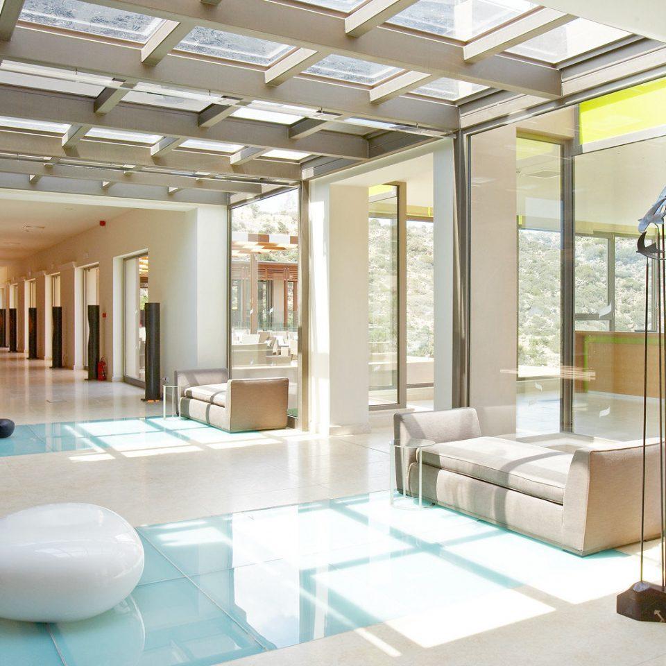 Beachfront Honeymoon Lobby Luxury Modern Resort Romance Romantic property home daylighting living room condominium