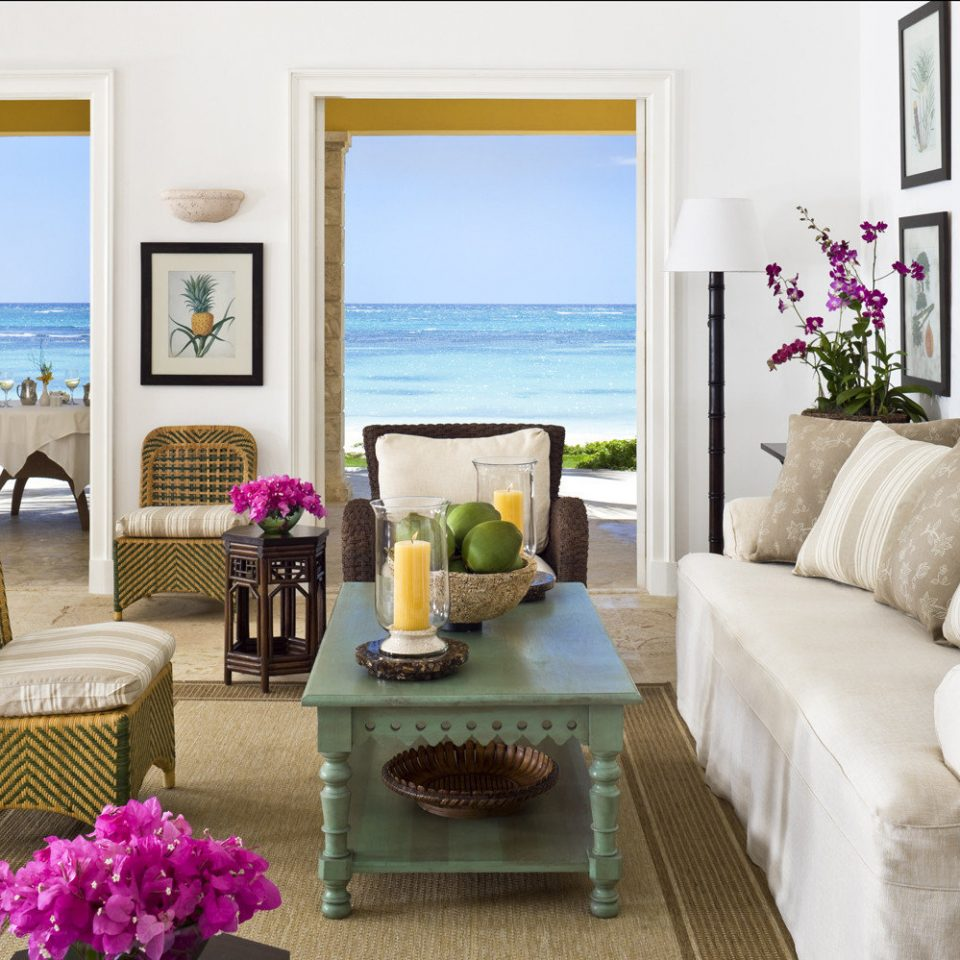Beachfront Hotels Luxury Modern Resort Suite property flower living room home Villa cottage condominium farmhouse arranged