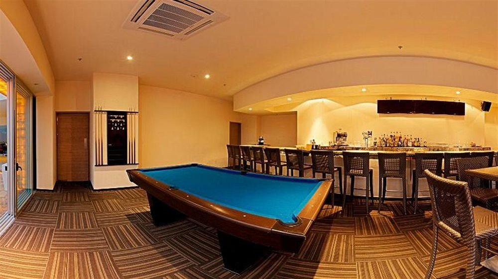 Beachfront Modern Resort Waterfront recreation room billiard room property conference hall Suite function hall mansion Island
