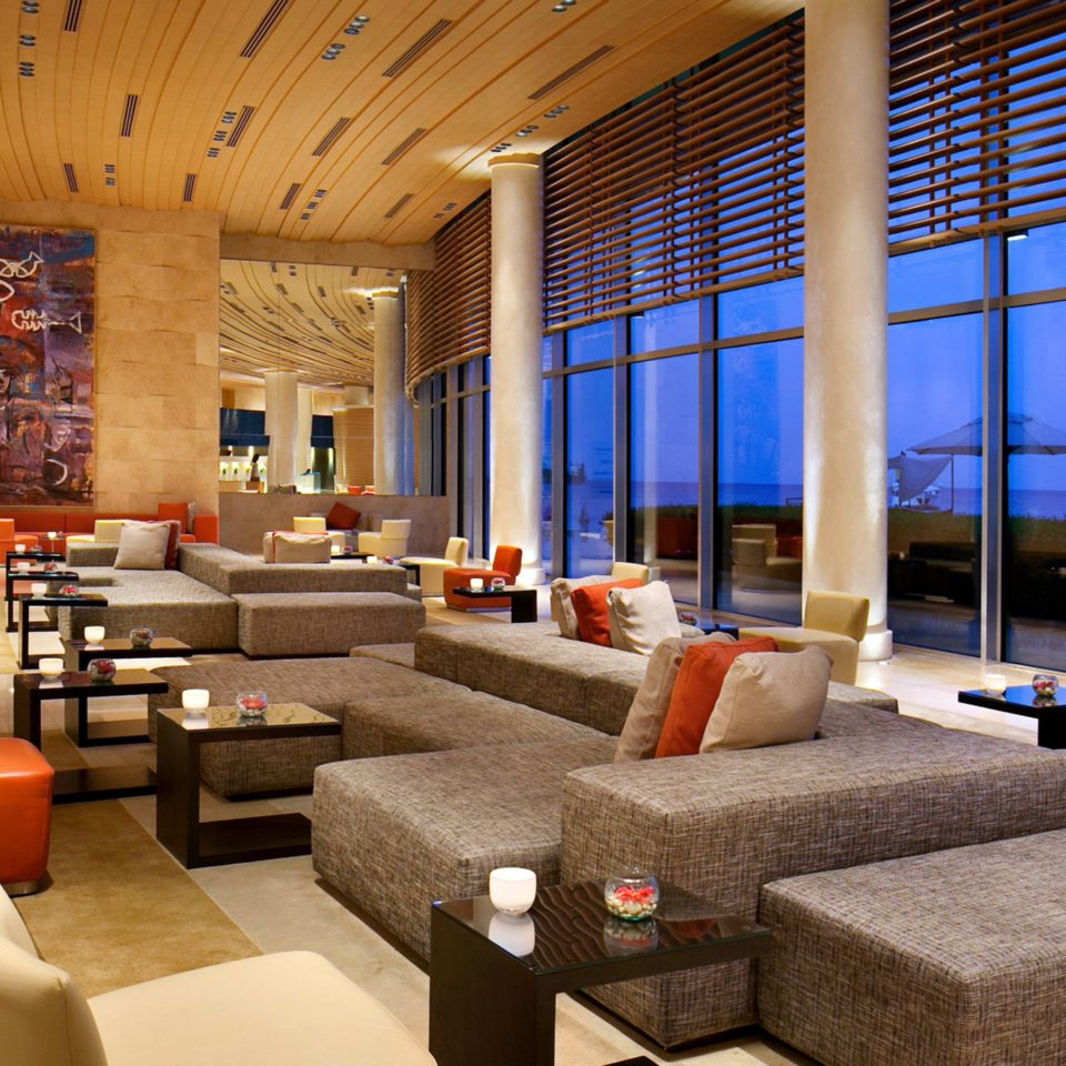 Beachfront Lobby Lounge Luxury Resort Romantic property living room condominium home Villa Modern