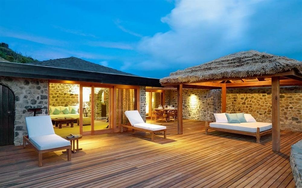 Beachfront Luxury Patio Resort property Villa home cottage log cabin farmhouse eco hotel outdoor structure