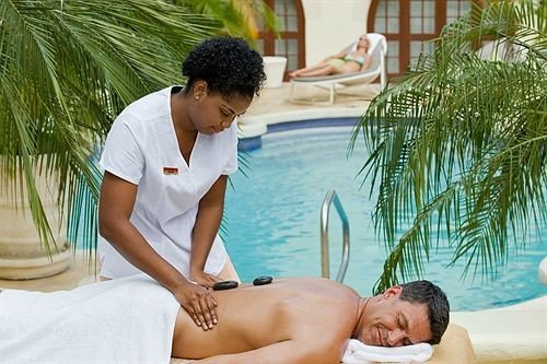 Beachfront Luxury Romantic Spa leisure man male Pool massage