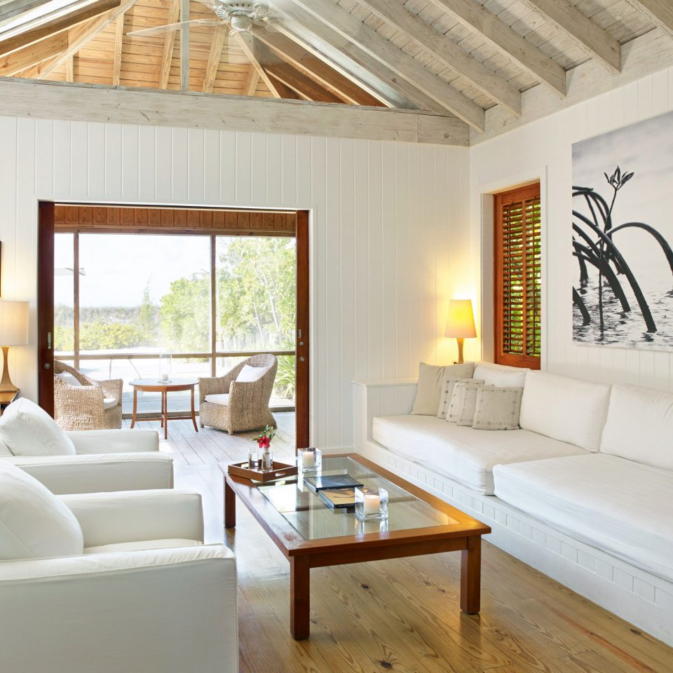 Beachfront Luxury Resort sofa living room property home white Villa cottage loft condominium farmhouse