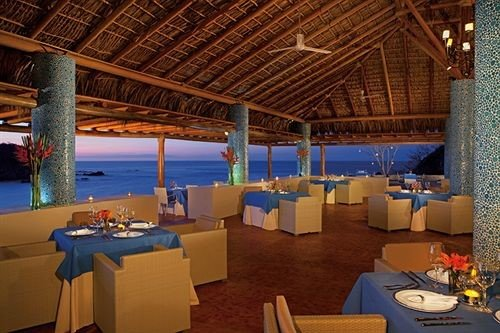 Beachfront Modern Ocean Resort Scenic views Waterfront restaurant function hall Villa eco hotel