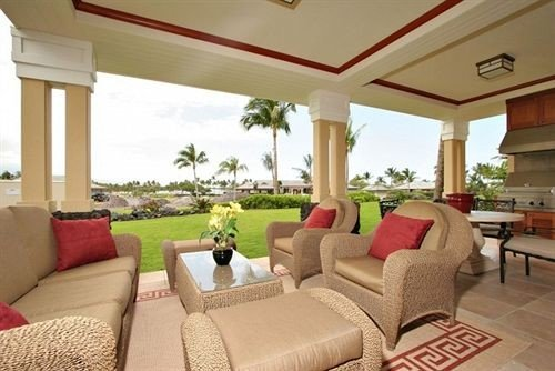 Beachfront Patio sofa property living room condominium Villa home Resort nice Suite cottage Modern