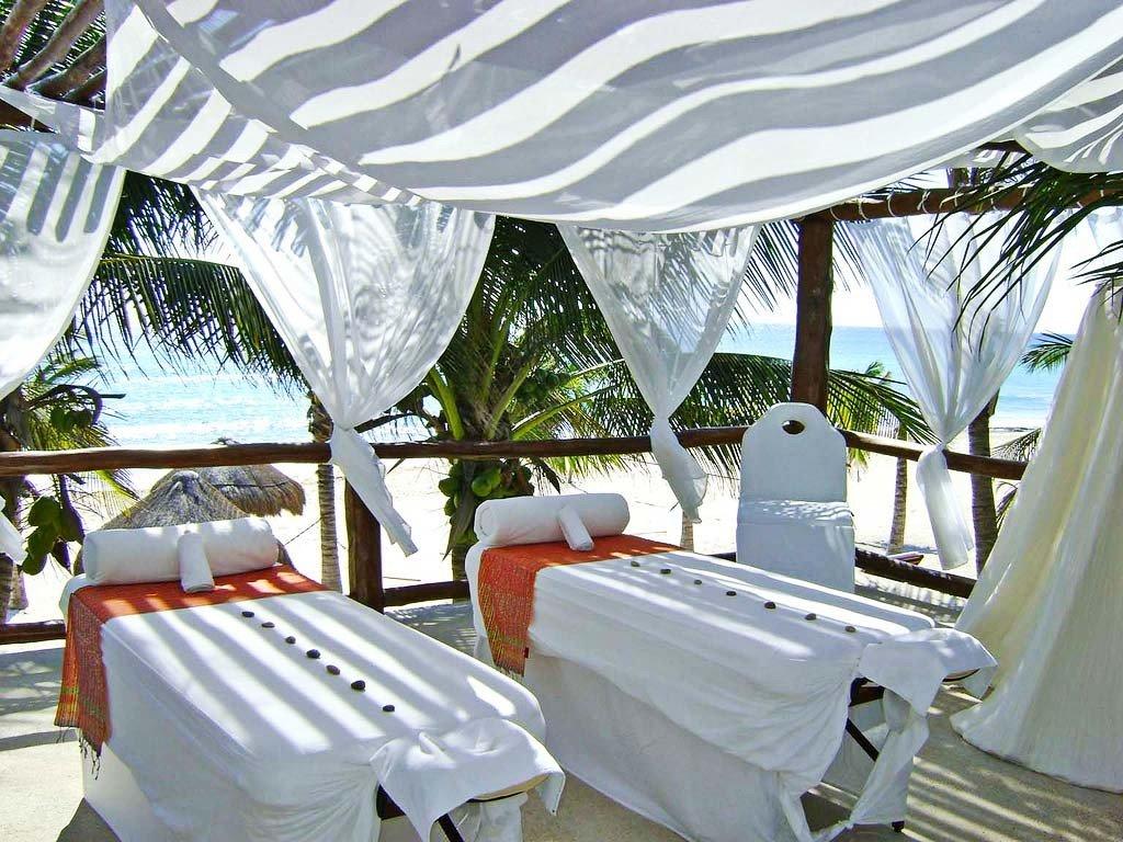 Beachfront Spa Wellness restaurant Resort Villa banquet cottage