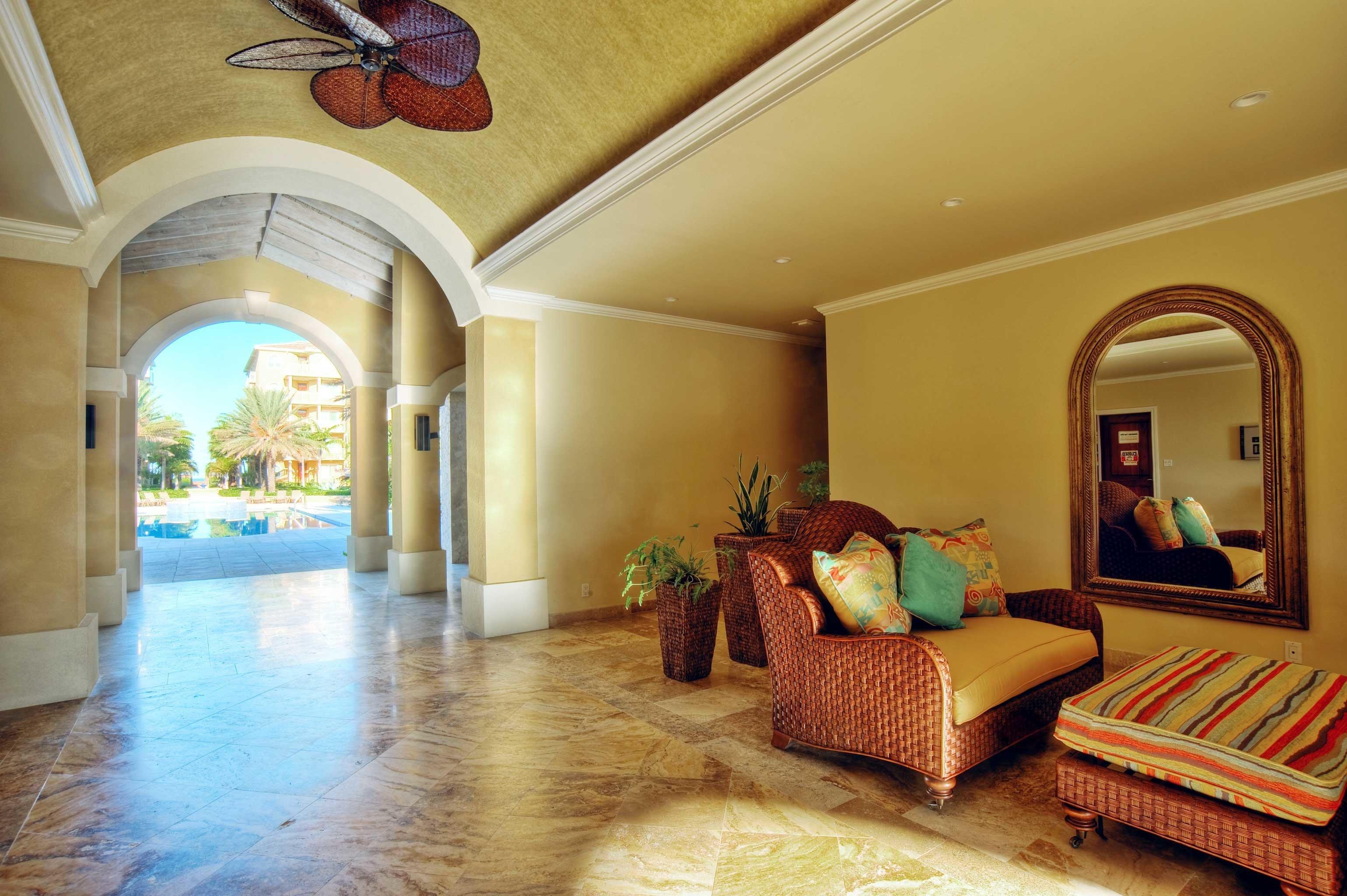 Beachfront Resort property building home mansion Villa living room hacienda Suite rug cottage