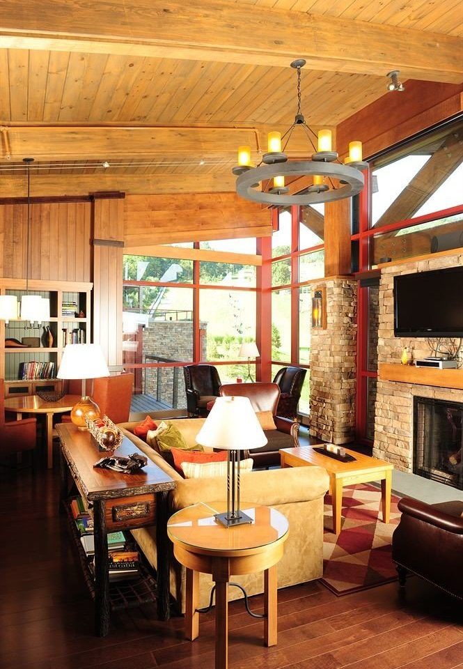 home living room restaurant farmhouse cottage beam