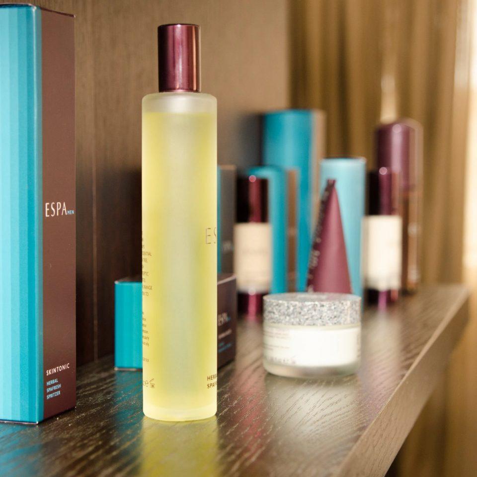 color Beauty perfume bottle cosmetic