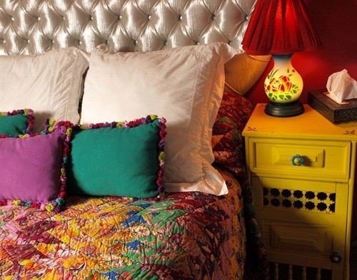 color bed sheet pillow textile living room bedclothes colorful colored