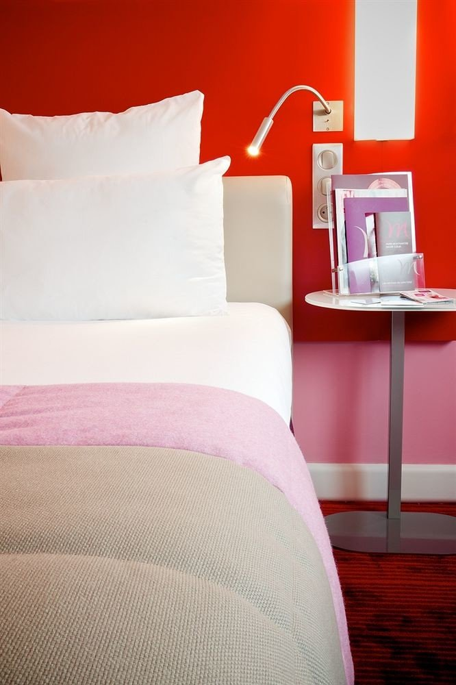 chair red pink duvet cover bed sheet textile white material