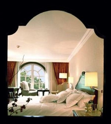 property home arch mansion cottage Bedroom